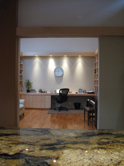 Office contemporary-home-office