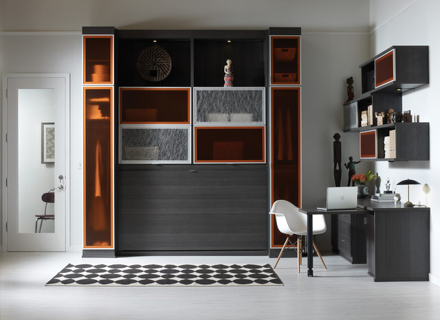 Office & Craft Rooms - Home Office - Atlanta - by California Closets