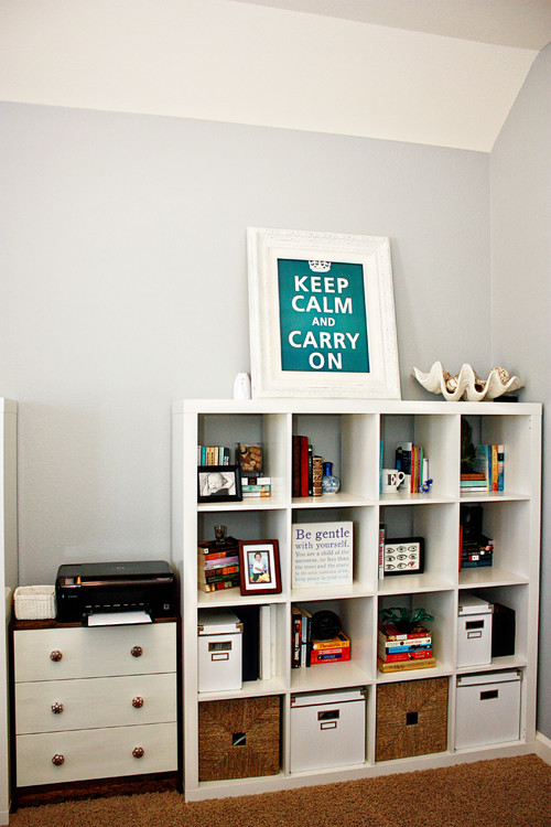 gentle modern home office. gentle modern home office eclectic umsteads blogger
