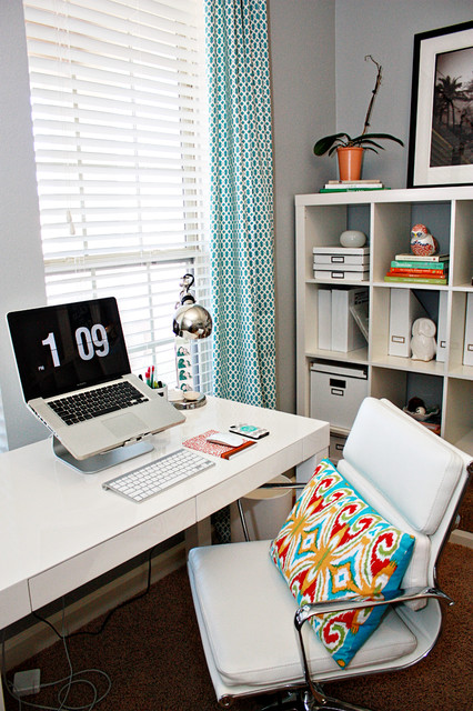 Office eclectic home office