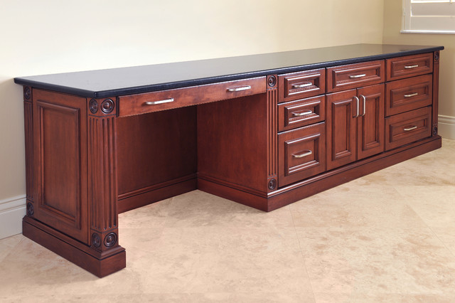 Office Desk - Traditional - Home Office - Miami - by Grand ...