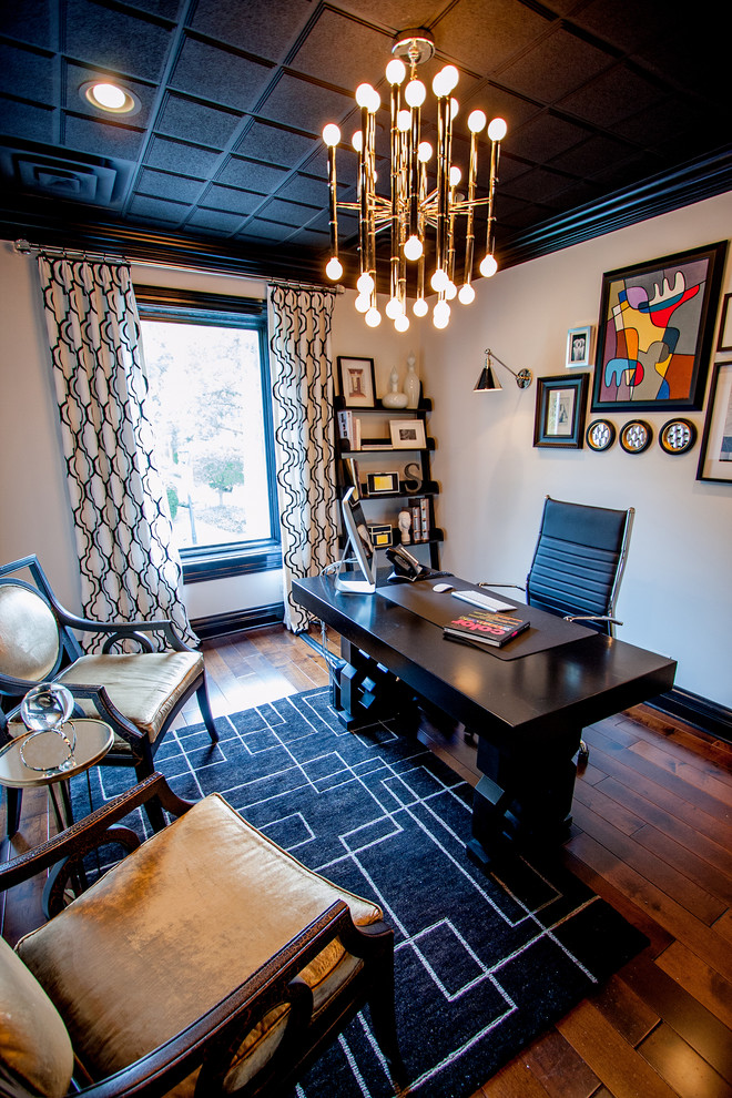 8 Pieces To Consider When Decorating Your Home Office