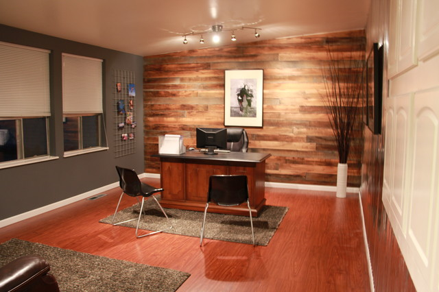 Office Makeover Contemporary Home Office Seattle