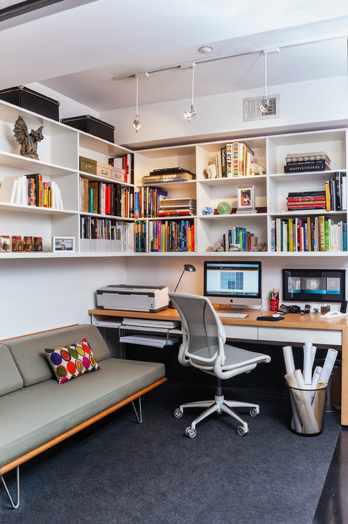Home Office Layout Ideas For Remote Workers