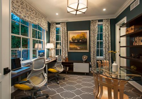 Contemporary Interior Design for PhillyMag Design Home 2014