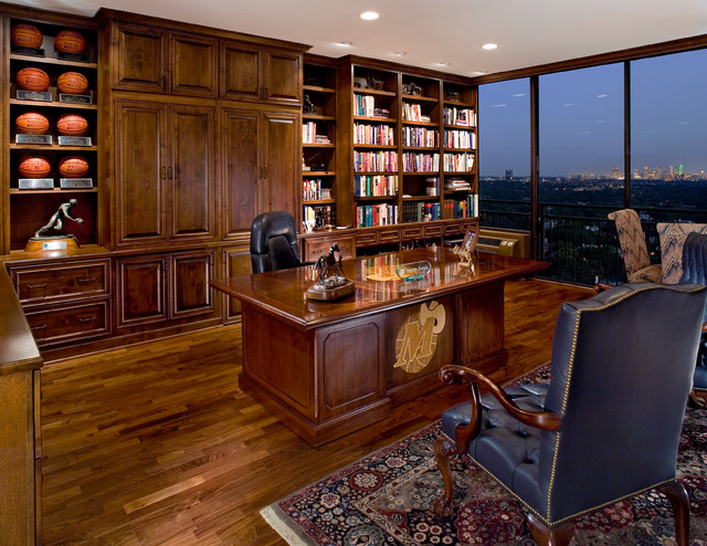 Office Portfolio traditional-home-office