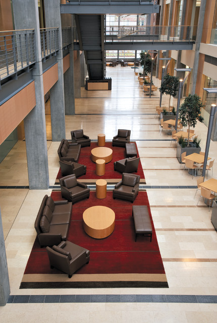 Office Rugs contemporary-home-office