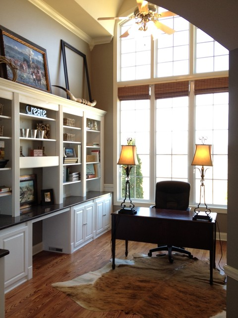 Office/Study Makeover home-office