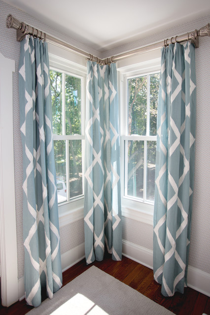 office window treatments transitional living room new york by