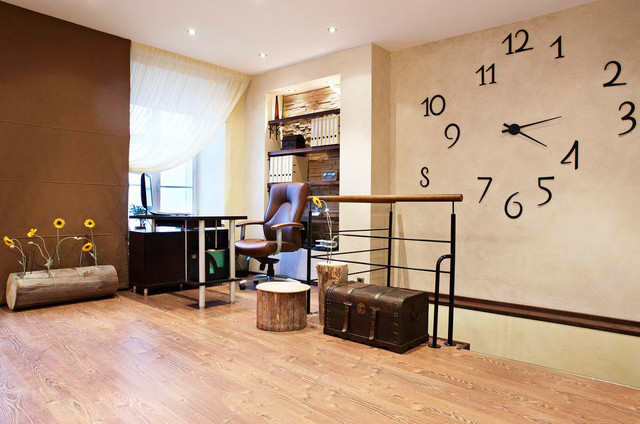Oldtown Lai street contemporary-home-office