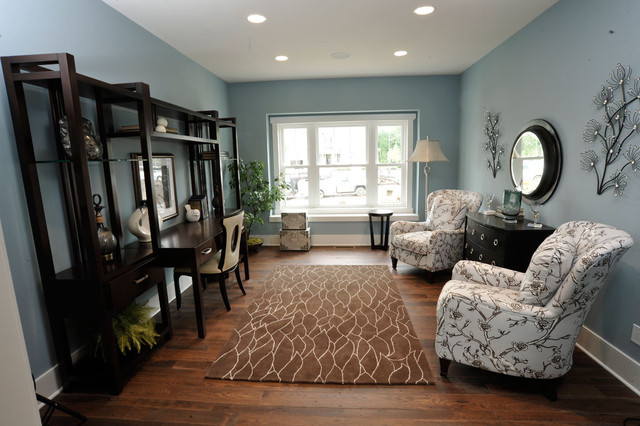 Olentangy Falls ~ Delaware, OH modern-home-office