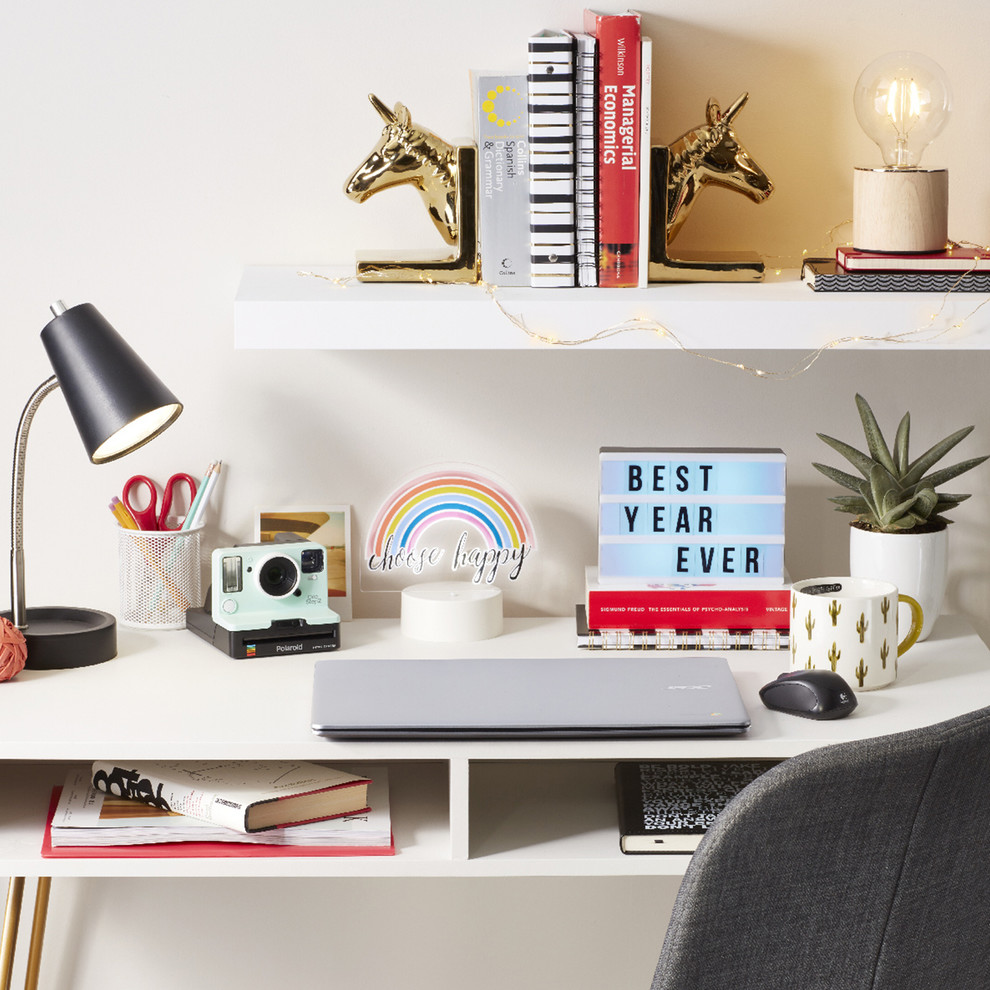 How to Turn Any Room in Your Home into a Productive Workspace