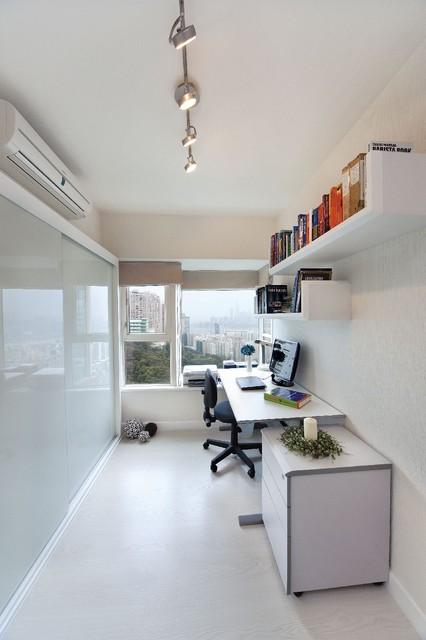 Pacific Palisades (Hong Kong) modern-home-office