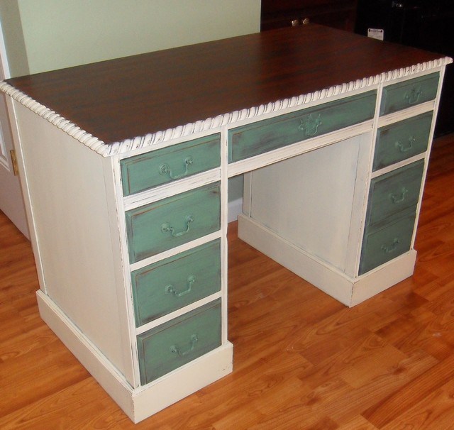 Painted Furniture home-office