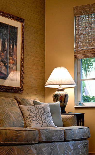 Palm Beach Gardens Interior Design Tropical Home Office: palm beach interior designers