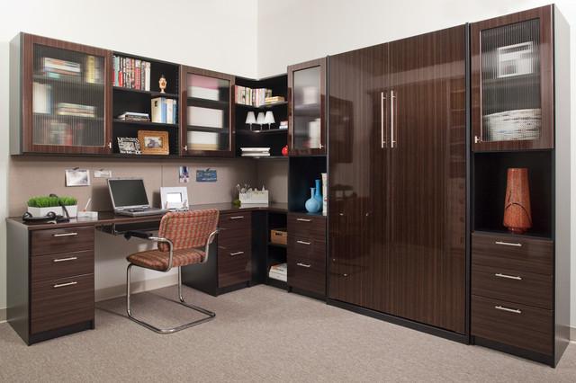 The Closet Works, Inc. contemporary-home-office