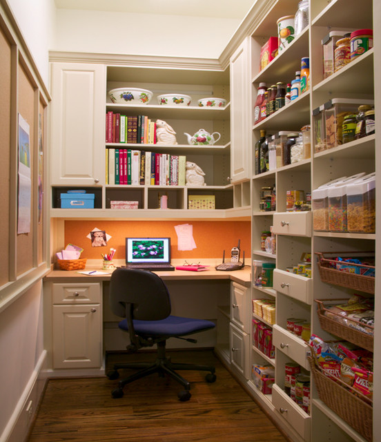 Mudroom Pantry Storage : Pantry mudroom traditional home office charlotte