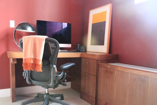 Park Avenue South modern-home-office