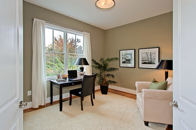 Penrose (Arlington County) Build To Suite traditional-home-office