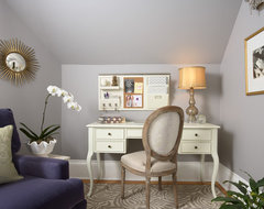 Perfectly Suited traditional-home-office