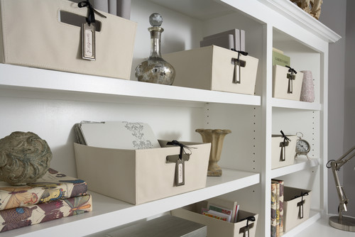 4 Ways to Use Baskets and Bins to Organize Your Home in a Flash