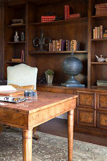 Philharmonic Design Houses - 1997-2014 traditional-home-office