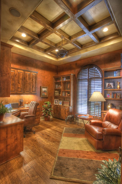 Plan #5123 traditional-home-office