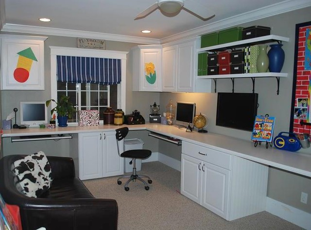 Home Office Playroom Combo Joy Studio Design Gallery Best Design