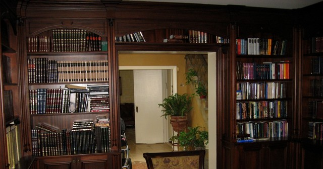 prairie style modern traditional home office new york by wjm
