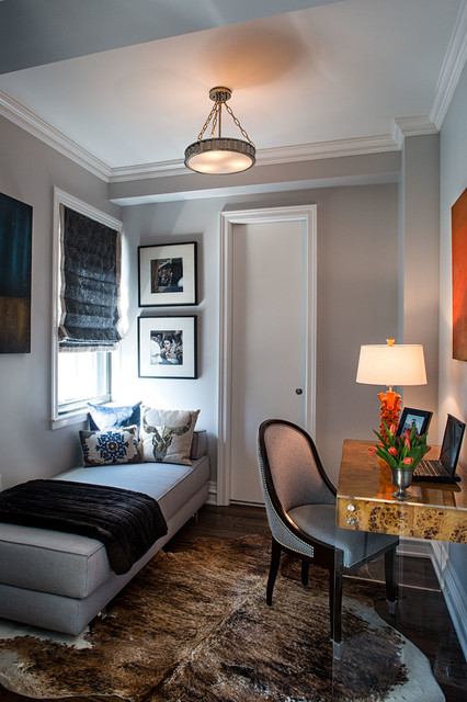 Pre-War Classic transitional-home-office
