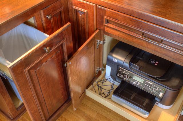 printer cabinet...