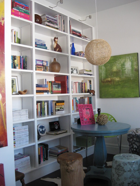 Project #2 eclectic-home-office