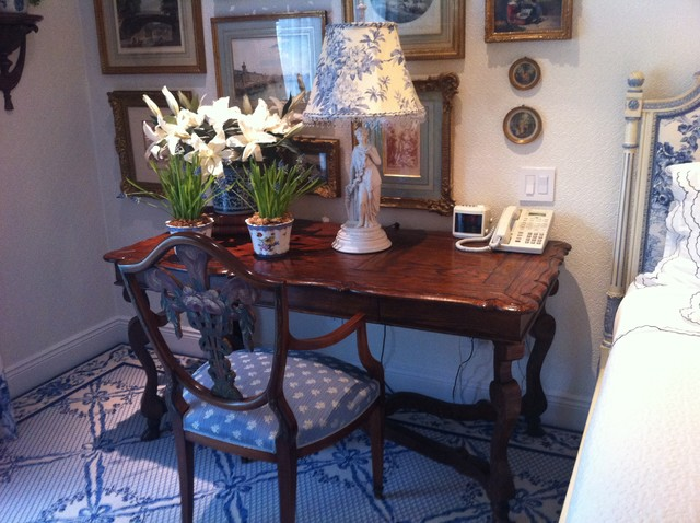 Recent Projects traditional-home-office