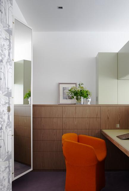 Republic II contemporary-home-office