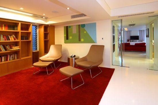 Residence Hamilton Brisbane Modern Home Office Brisbane By The Nra Collaborative