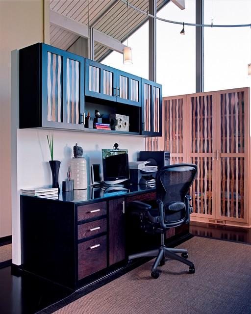Residential modern-home-office