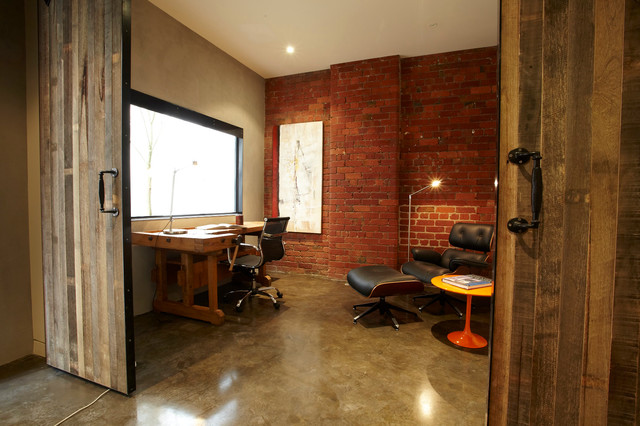 Richmond Warehouse Conversion Industrial Home Office