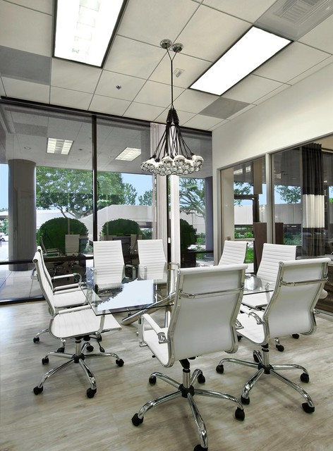 Conference Room Lighting Design: Riviera Magazine Office Lounge And Conference Room