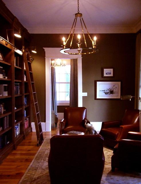 RJ Elder Design traditional-home-office
