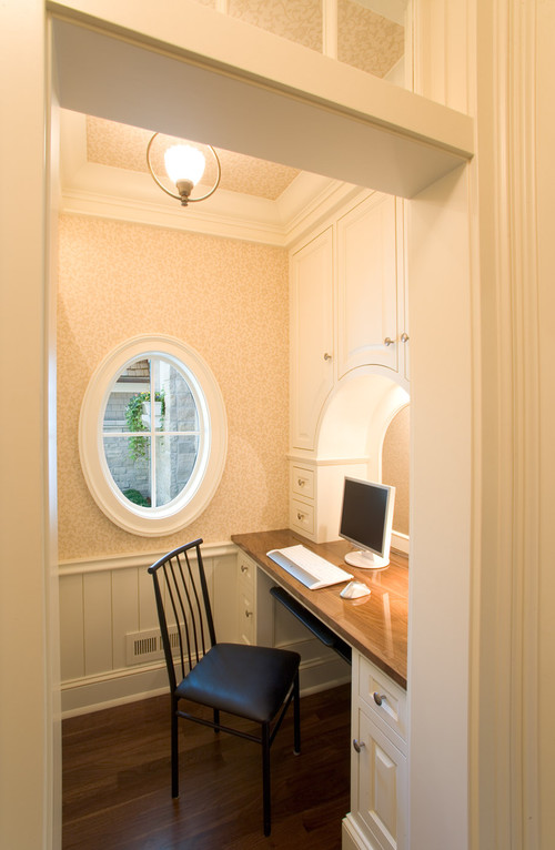 Robinsons Bay Residence traditional home office