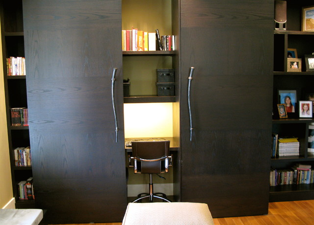 Rock Point Mud Rooms, Bookcases, Bars contemporary home office