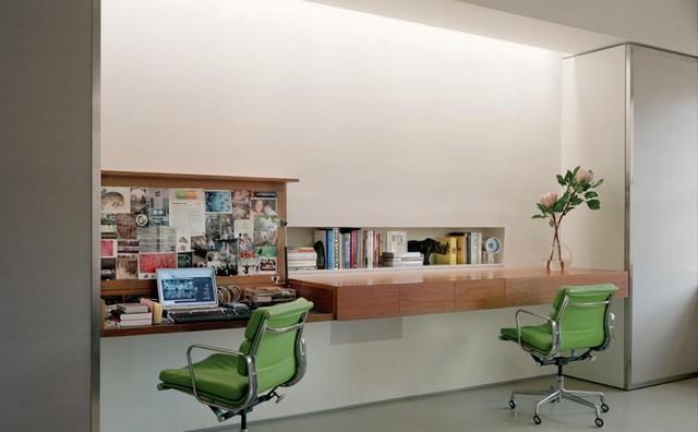 Roger Hirsch Architect modern-home-office