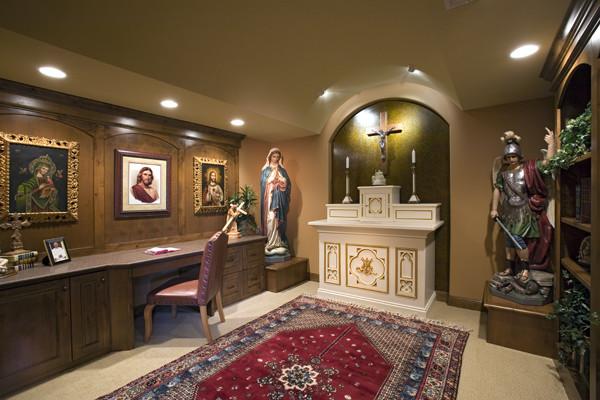 Royal Oaks Design, Inc. traditional-home-office