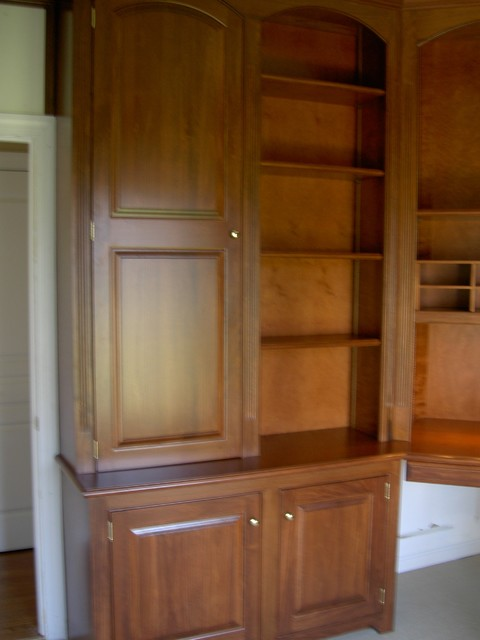 RSG WoodWorks traditional-home-office