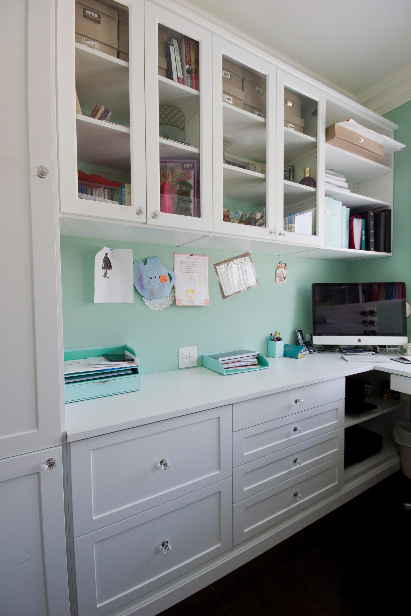 Rumson New Jersey Home office / Craft Room