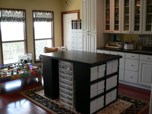 S. Boatman contemporary-home-office