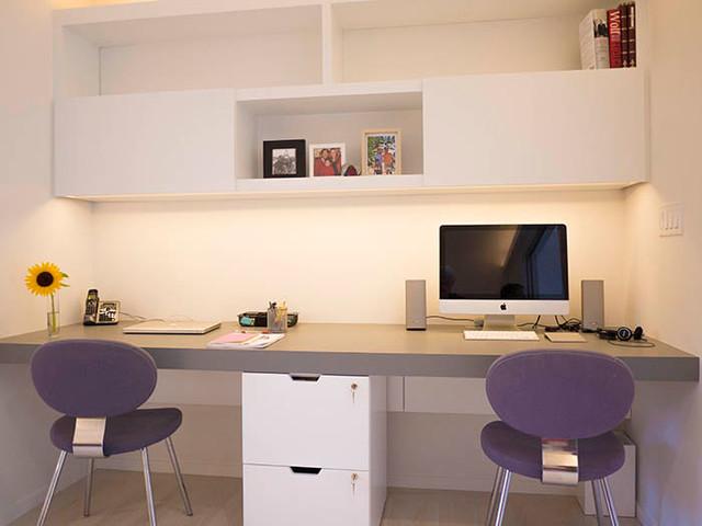 San Francisco Bay Area Remodel - Modern - Home Office - san francisco ...