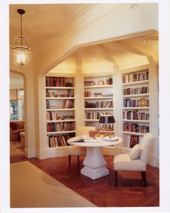 San Francisco - Pacific Heights traditional-home-office