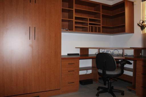 San Jose Eichler Remodel modern-home-office