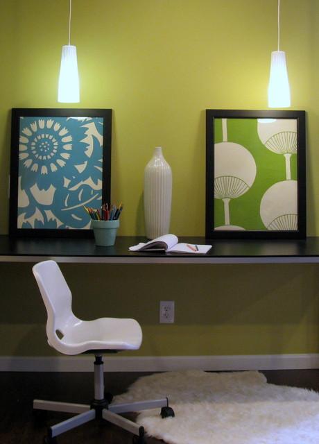 Shoshana Gosselin contemporary-home-office